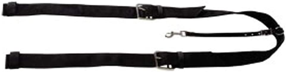 """Tough-1 Roughout Single Ply Flank Cinch 3/"""" Body with 1-3//4/"""" Billets"""