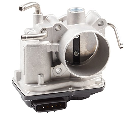 Bapmic 22030-0H021 Throttle Body Assembly for Toyota Camry Highlander RAV4 Solara Scion Tc