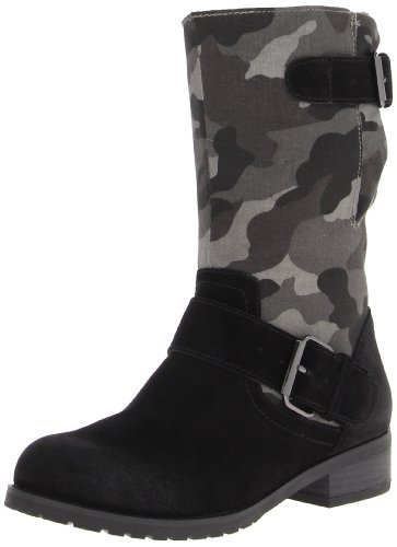 BC Footwear Womens Im With The Band Ankle Boot Black