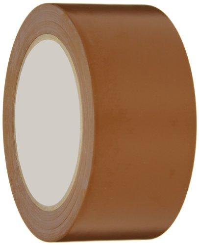 3M General Purpose Vinyl Tape 764 Brown, 2 in x 36 yd 5.0 mil (Pack of 1)