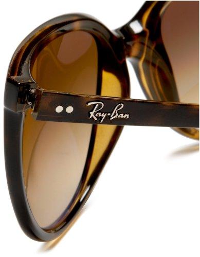 light 51 Marron crystal Brown De Gradient 710 Rayban Lunettes Havana 0rb4126 57 Femme Montures HRwATxUtzq