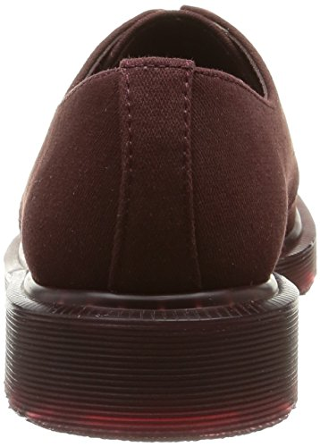 Lester up up Derby Old Men's Oxblood Canvas Martens Martens Lace Gamle Blonder Oxblood Lester Dr Lerret Oxblood Derby Oxblood Dr Menns qwzBHE4