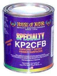 Kwikure Epoxy Primer Part B Chromate-Free Version (Of Primer Kolor House)
