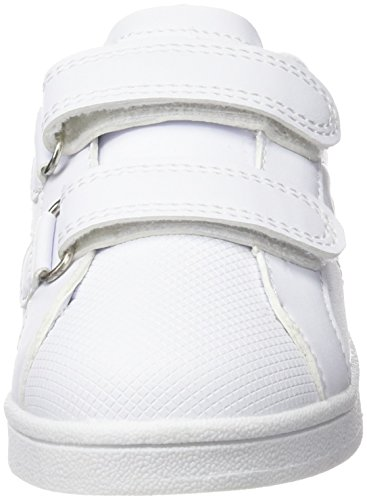 Gioseppo Epsilon, Zapatillas Deportivos, Niñas Blanco/Negro