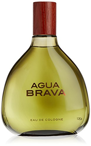 Antonio Puig Agua Brava 350 ml Eau de Cologne Splash für Ihn, 1er Pack (1 x 350 ml)
