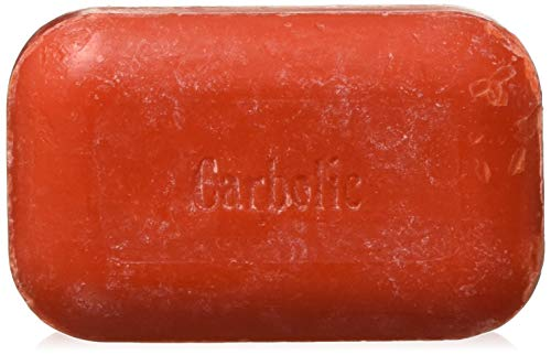 Soapworks Scented Bar Soap - Soap Works - Natural Scented Anti-Bacterial Bar Soap for Acne and Deodorant Use - Carbolic