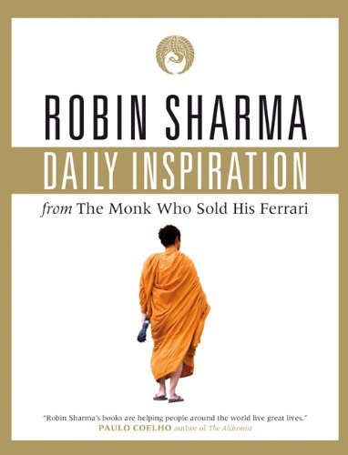 Daily Inspiration From The Monk Who Sold His Ferrari cover