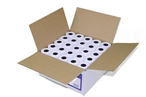 50 Rolls of Receipt Paper for Equinox T4205, T4210, T4220...