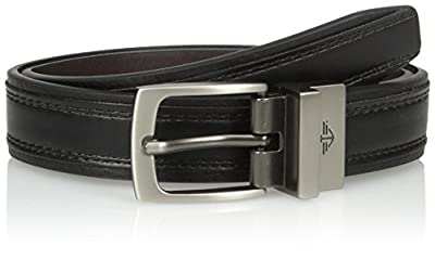 Dockers Big Boys Reversible Black-to-Brown Belt