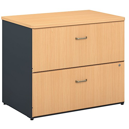 Bush Business Furniture Series A 36W 2-Drawer Lateral File in ()