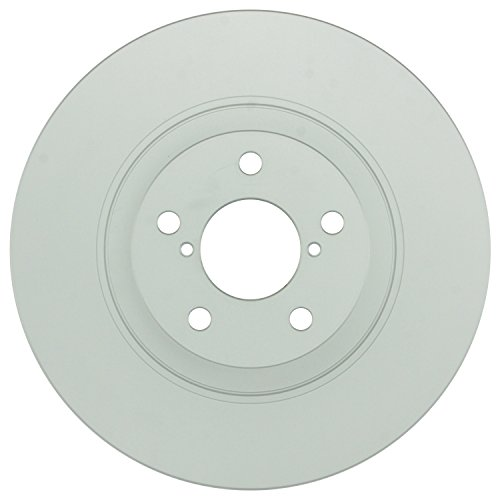 Bosch 48011475 QuietCast Premium Disc Brake Rotor For: Scion FR-S; Subaru Baja, BRZ, Forester, Legacy, Outback, XV Crosstrek, Front