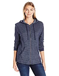 Hanes Womens French Terry Full-Zip Hoodie Warm Up or Track Jacket