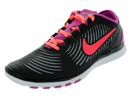 Nike Women's NIKE FREE BALANZA (BLACK/ATOMIC RED) WMNS TRAINING SHOES 9 Women US (BLACK/ATOMIC RED/STLTH/CLB PINK) Review