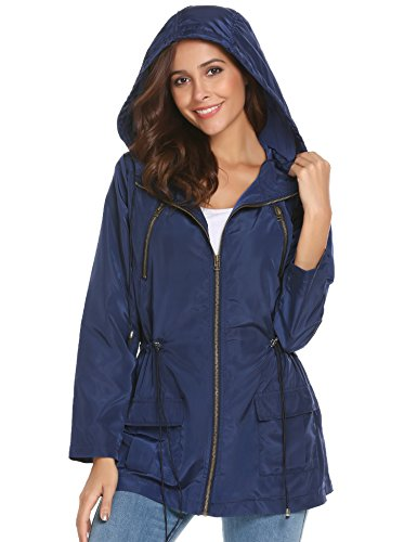 Hooded Active Jacket - 1