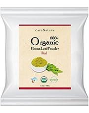 100% Organic Henna Leaf Powder (Red) 3.5oz (100g)