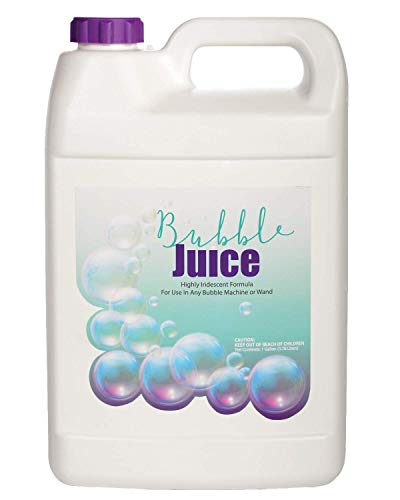 Extreme Color Bubble Juice - Long-Lasting Lustrous Bubbles for All Bubble Machines and Bubblers - 1 - Rinse Bubble