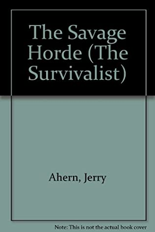 book cover of The Savage Horde