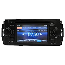 OttoNavi CR081130-KZKSNBXX Chrysler 300C 08-11 In Dash OEM Replacement Multimedia GPS Navigation Car Radio