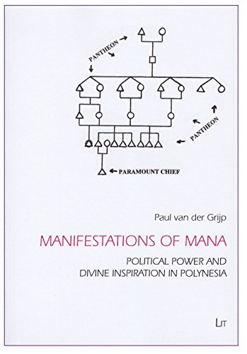 Manifestations of Mana: Political Power and Divine Inspiration in Polynesia (Comparative Anthropological Studies in Society, Cosmology and Politics)