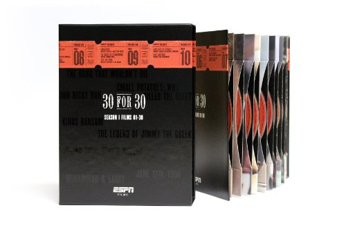 ESPN Films 30 for 30: Complete Season 1 by ESPN