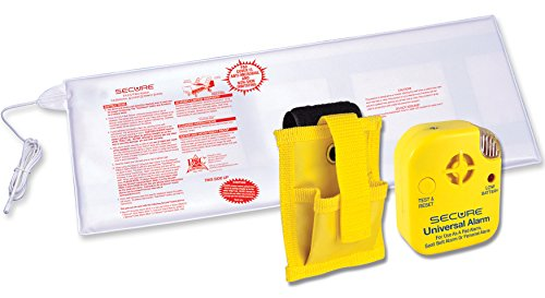 Secure PADS-1Y Long Term Bed Alarm Set for Fall and Wandering Prevention - 12
