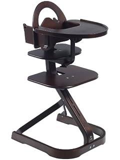 Svan High Chair Set (Espresso)