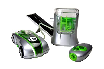 Horizon Fuel Cell Technologies H-racer 20 With Ir Control And Solar Hydrogen Refueling Station from Eco-Racers