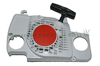 Gas Chainsaw STIHL 017 018 MS170 MS180 Motor Engine Pull Start Recoil  Rewind Parts