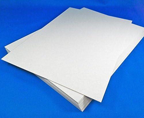 カルトナージュ グレー台紙 厚紙 1mm厚 A4サイズ 15枚セット