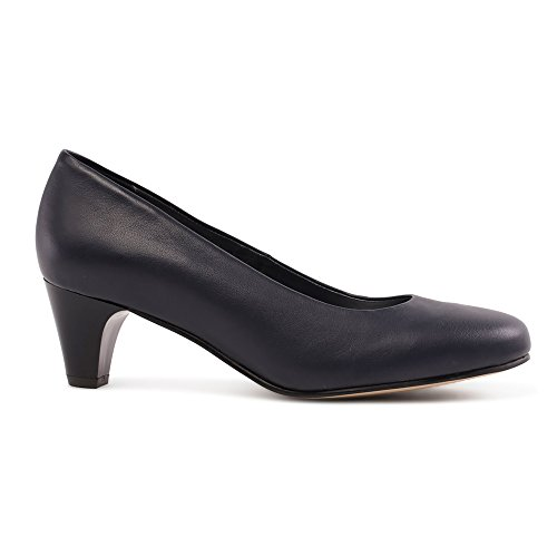 Jane Women''s Heels Closed Navy Padders toe Snx0wdSp