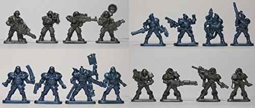 Buy armored infantry toy soldiers