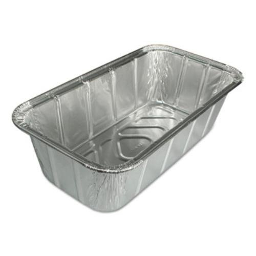 Handi Foil Full Curl Loaf Container, 1.5 Pound Capacity -- 500 per case.