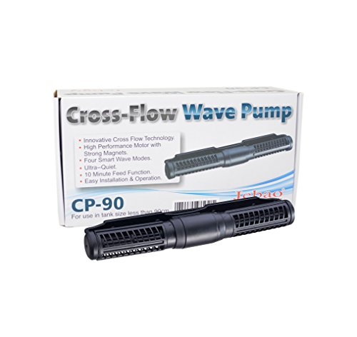 (Jebao CP-90 Cross Flow Pump Wave Maker with Controller)