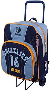 MOCHILA NBA GASOL CARRO: Amazon.es: Juguetes y juegos
