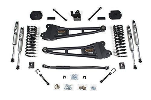 BDS 1624H 2014-15 Ram 2500 3in Radius Arm Suspension Kit