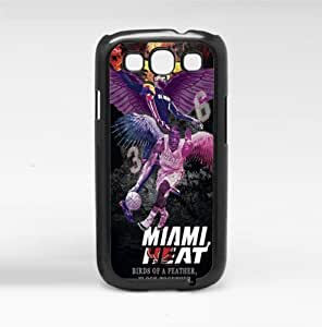 Miami Heat Colorful Purple,pink,yellow Hard Snap on Phone For HTC One M9 Case Cover