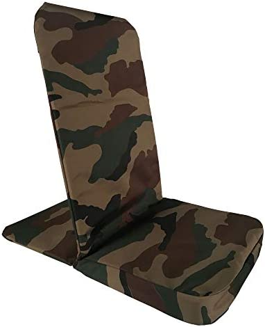 BackJack Floor Chair, Extra Large, Tuff Duck Material, Camouflage