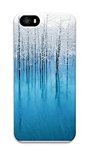 Case For Htc One M9 Cover Frosty Trees 3D Custom Case For Htc One M9 Cover