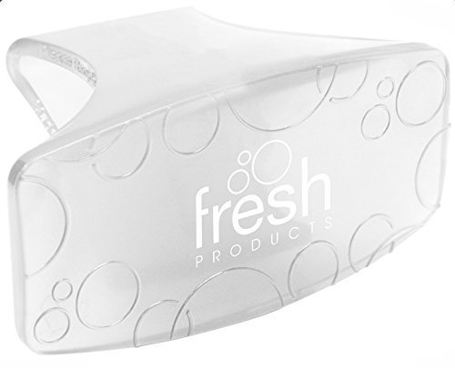 Freshner Air Fresh (Fresh Products Toilet Bowl Eco Bowl Clip 2.0 Air Freshener - Honeysuckle (6 Clips))