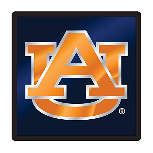 Auburn Tigers Square - Auburn Tigers Square Trailer Hitch Cover for 2