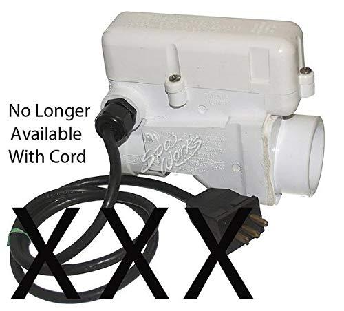 Hot Tub Classic Parts Cal Spa Horizontal Flow Switch, M-25 CALELE09600050 ()