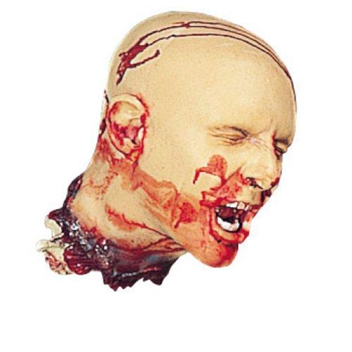Severed Bleeding Head (Severed Head Halloween Costume)