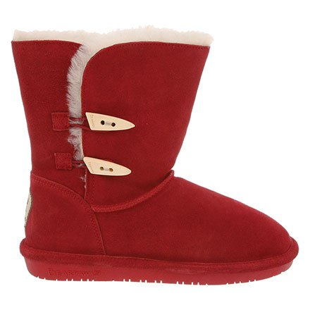 Bearpaw Frauen Abigail Fashion Boot Cranberry