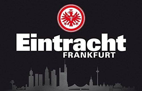 Tradecon Eintracht Frankfurt Zimmerfahne Amazon De Sport Freizeit