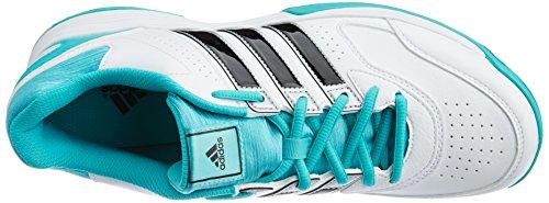 adidas Performance-RESPONSE ASPIRE STR W Blanc-Noir-Vert M19849