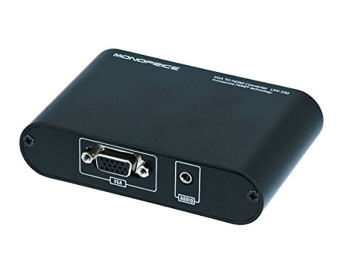 Monoprice 6191 VGA to HDMI Converter