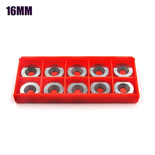 10Pcs Diamond Shape 10mmx28mm Carbide Inserts For Wood