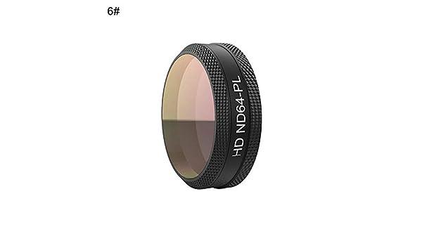 Bullker Gimbal Lens Filter for DJI Mavic Air,UV ND CPL ND4-PL Lens Filter Gimbal Camera Protector Cover for DJI Mavic Air ND16 Lens Filter