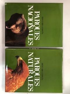 DESCUBRA ESPAÑA - PARQUES NATURALES - ESPACIOS NATURALES - 2 TOMOS: Amazon.es: Libros