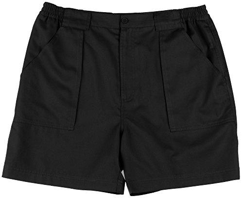 windham-pointe-side-elastic-swiss-army-shorts-44w-black
